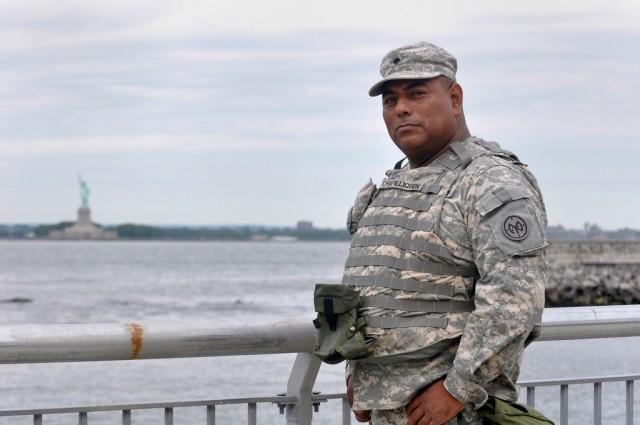 Task force born on 9/11 still guards New York