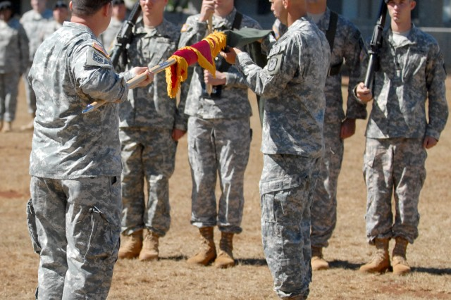 303rd Ordnance Battalion (EOD) Activates in Hawaii