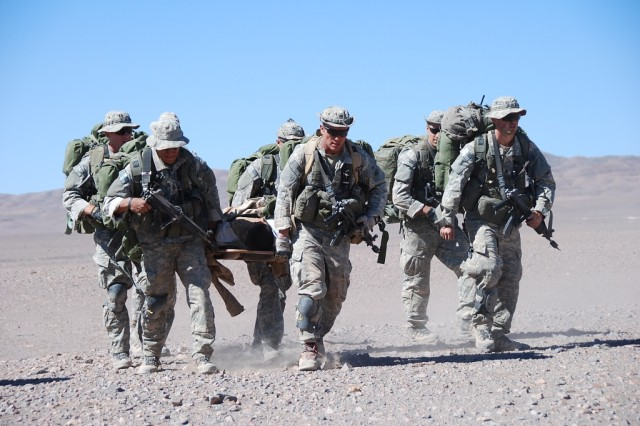 U.S. Army takes Gold in Chilean Army competition