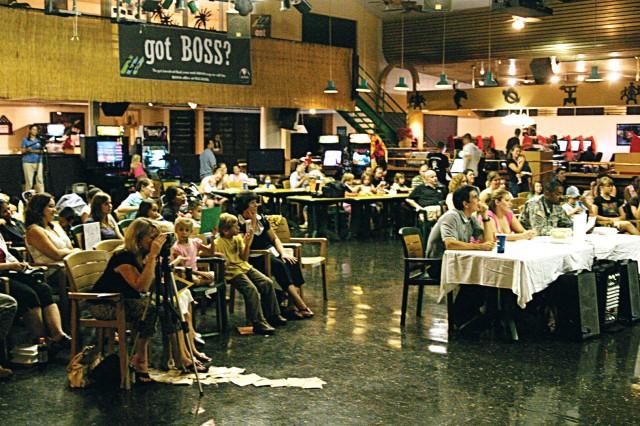 Audience members help choose the next Operation Rising Star winner