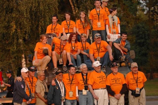 Market Garden Veterans visit Schinnen