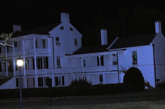 The haunting of Fort Monroe