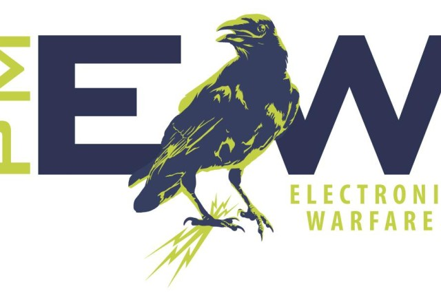 Logo for the new office responsible for integrating electronic warfare.