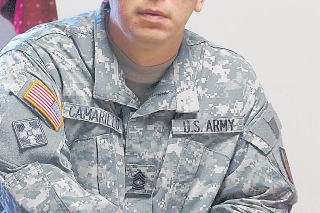 Master Sgt. Jesse Camarillo.