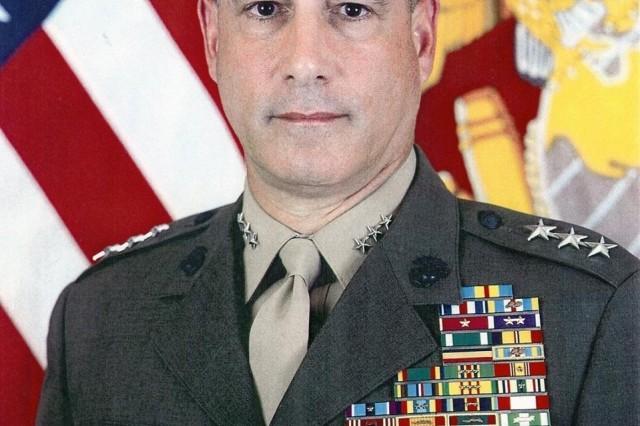 Retired Marine Lt. Gen. Frank Libutti