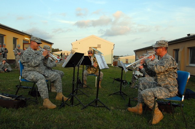 1st Armored Division Band