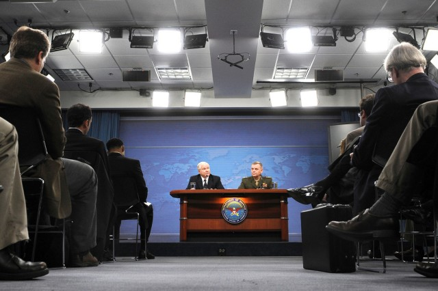 The Military-Media Relationship: A Dysfunctional Marriage'