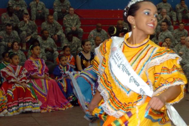 Ole! Fort Hood Warrior Transition Brigade Celebrates Hispanic Heritage Month