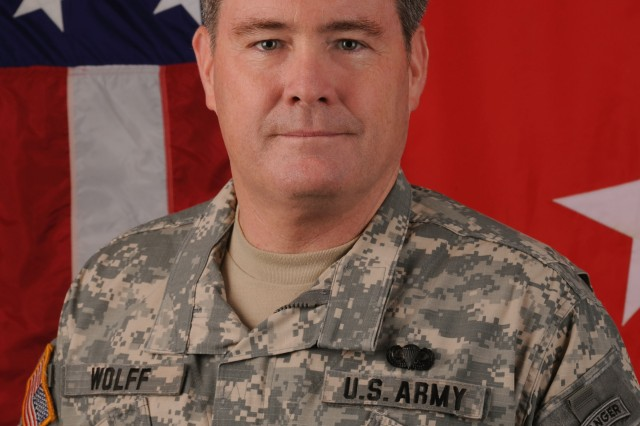 Major General Terry A. Wolff