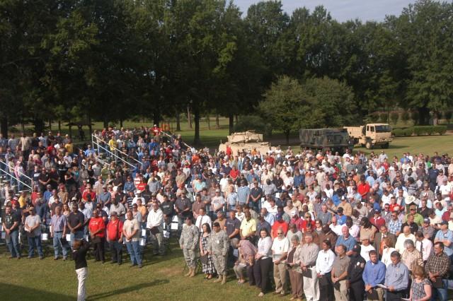 RRAD's GWOT Ceremony