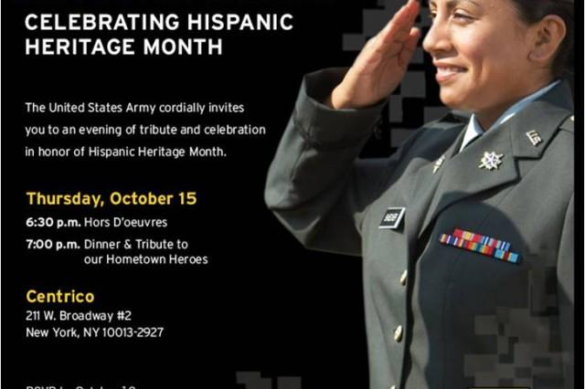 Army celebrates Hispanic Heritage in New York