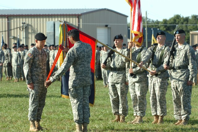 1st Brigade receives 'new mission'
