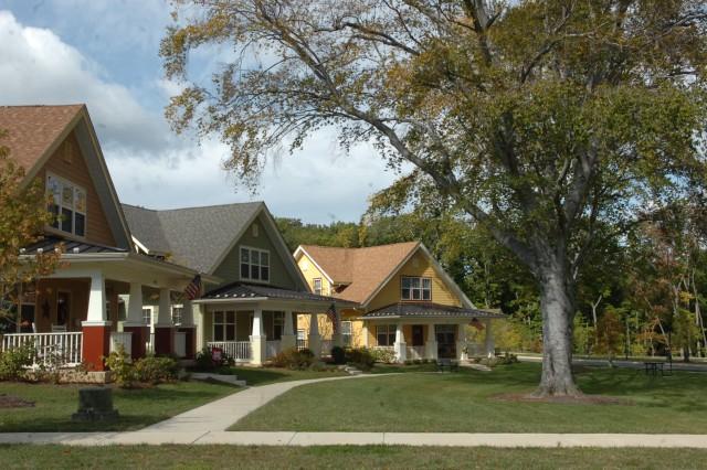 Park Village receives environmental recognition