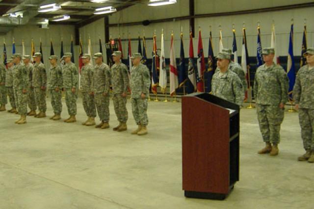 Tiger Brigade deploys first combat advisors