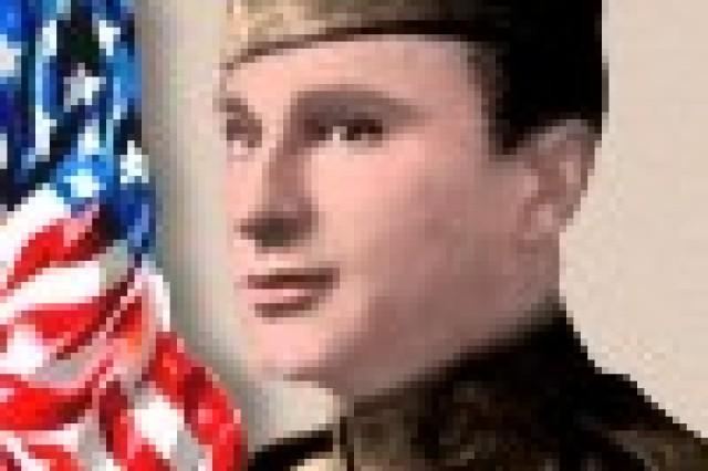 First Sgt. Benjamin Kaufman