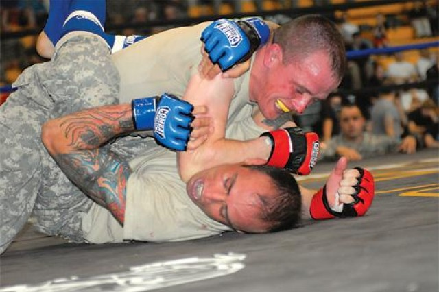 Flyweight Combatives Final