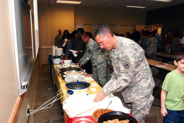 """Army Reserve """"Wildcats"""" celebrates Hispanic heritage"""