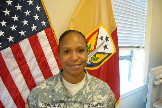 Staff Sgt. LaNiece E. Bowman