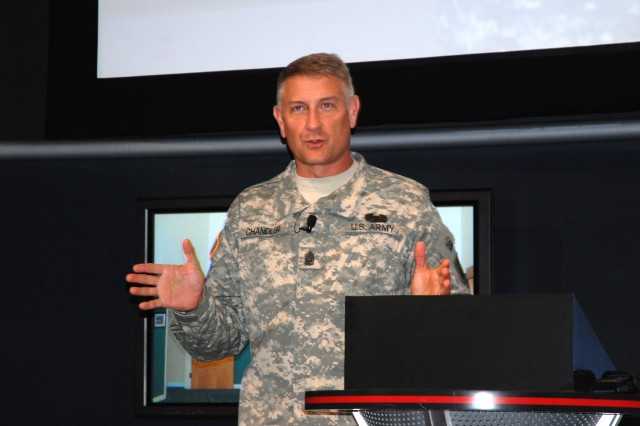 USASMA commandant speaks to changes in NCO development