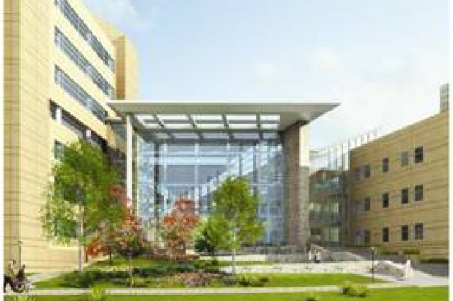 Post officials plan 'absolutely gorgeous' hospital