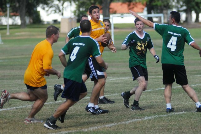 Spyder Monkeys edge Roos in MCCC Mega Bowl