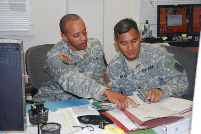 NCO Spotlight for October- Sgt. Terence Miller