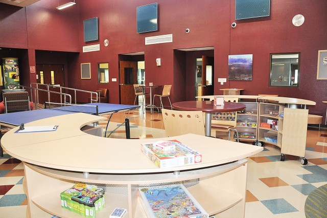 The 20,668-square-foot facility, with its colorful décor, features culinary arts, computer technology lab, activity rooms, tutors to help with homework, a multi-purpose room with adjustable basketball goals, art stations, varieties of music and board games, and much more.