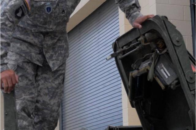 'Stryker University' - Seabees, SEALs study Strykers