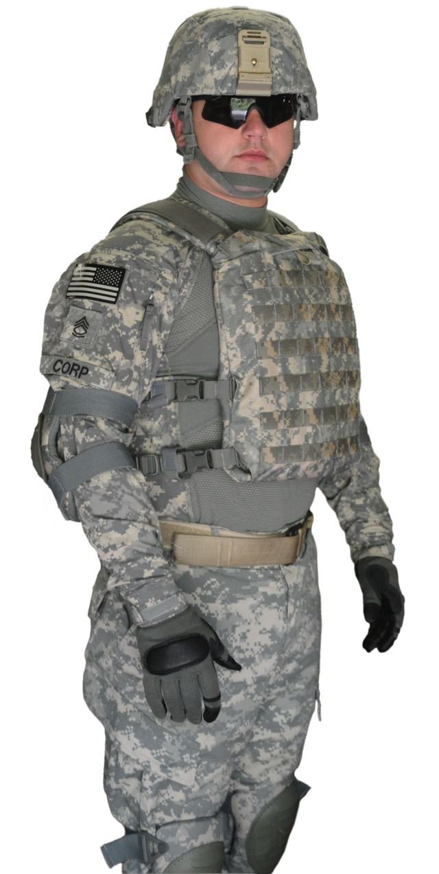 New plate-carrier vest
