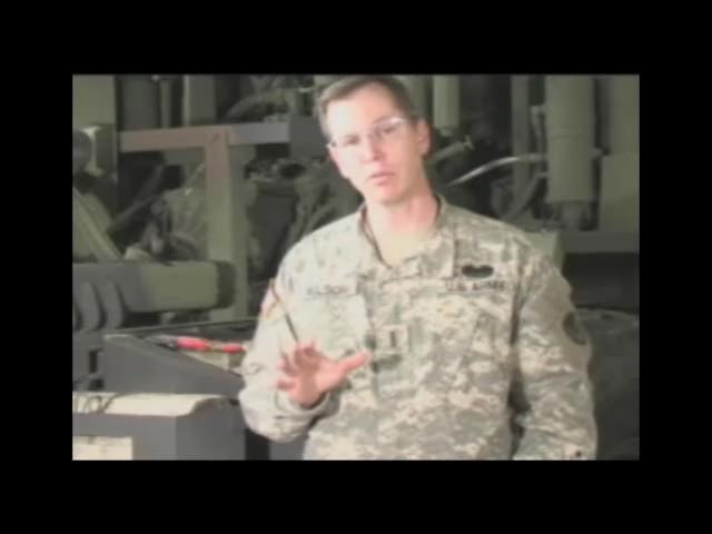 TACOM Battery Training