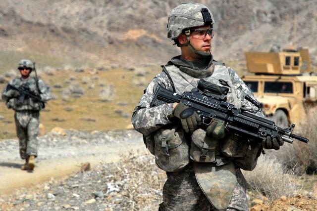 Army says body armor safe, despite GAO report