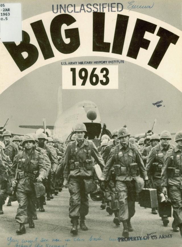 "BIG LIFT ""63"