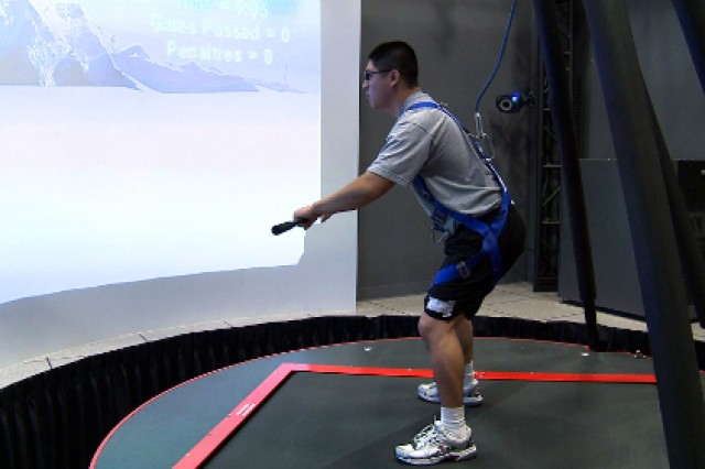 Virtual Tech Makes Recovery a Reality at Walter Reed