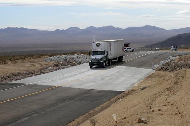 Ft. Irwin truck bypass