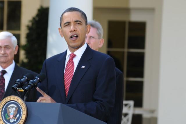 President praises vets