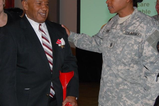 Vietnam veteran receives Bronze Star with Valor