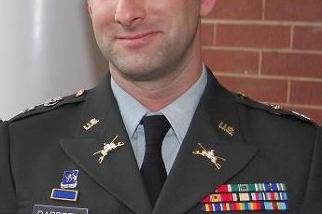 Capt. Charlie Barrett
