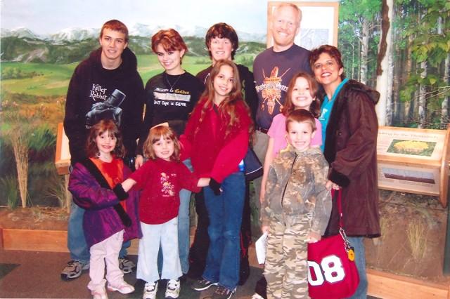 Cafaro-Stauffer family May 07