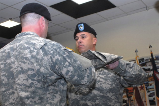 690th Rapid Port Opening Element activates during ceremony