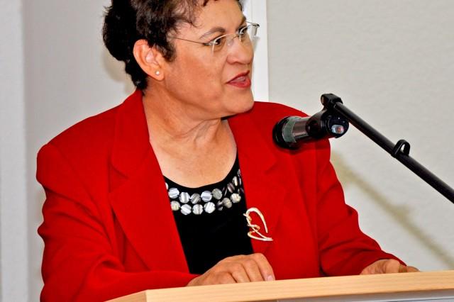 Hispanic Heritage speaker stresses importance of education, family, values