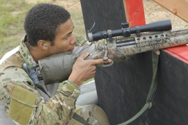 World's premier snipers converge on Fort Benning