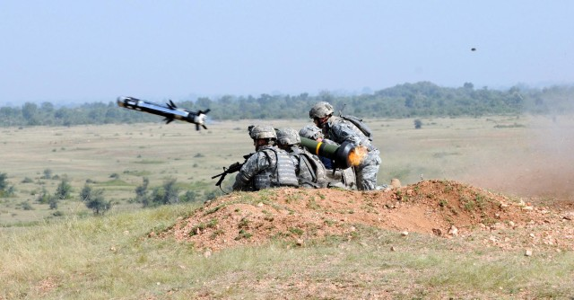 First Javelin missile launches in India as part of YA09