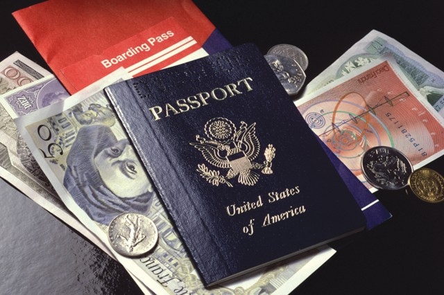 Using no-fee passports on leisure can leave you stranded