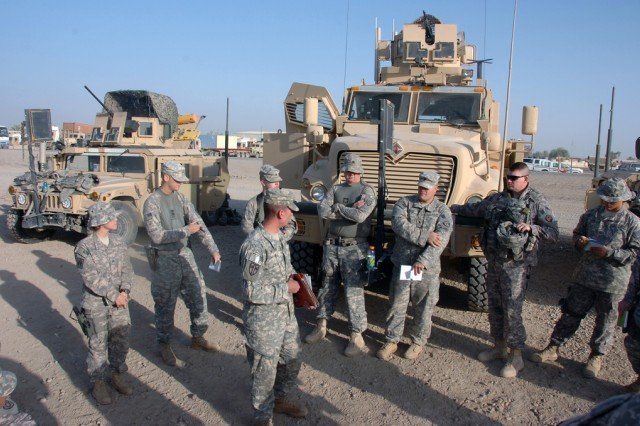 Guard equipment