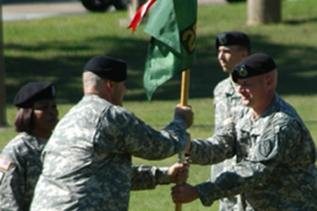 519th welcomes 272nd MP Co activation