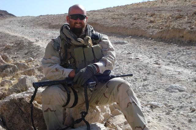 Sgt. 1st Class Drew Kimmey
