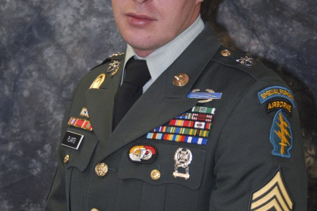 Sgt. 1st Class Daniel Plants