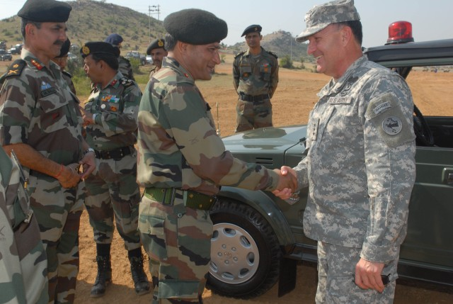 First mechanized Exercise Yudh Abhyas 09 concludes
