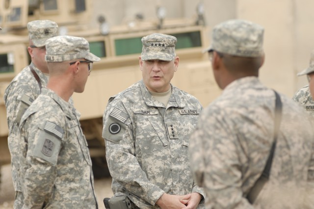 USAREUR commanding general visits 172nd Inf. Bde.