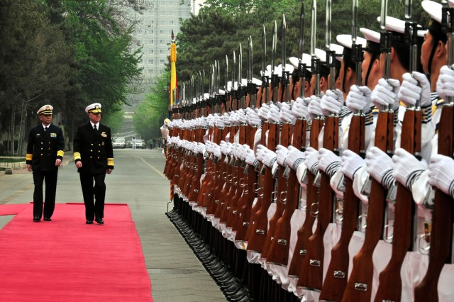 Is There a Civil-Military Gap in China's Peaceful Rise'